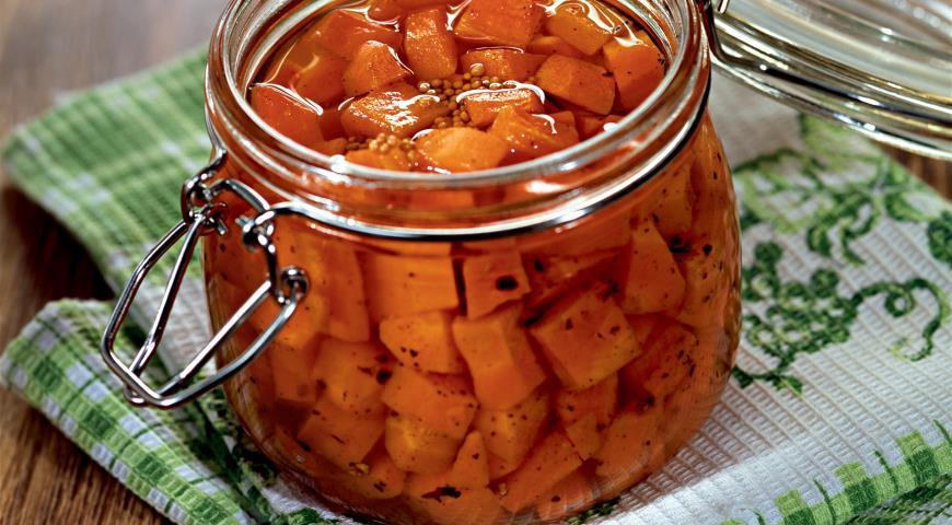Морковь, консервированная в масле | Рецепты с фото