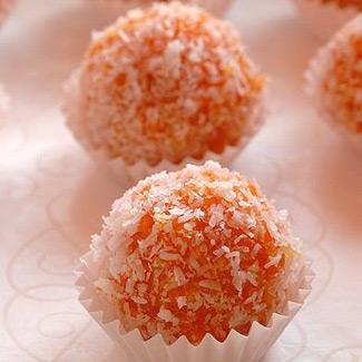 Морковные конфеты | Рецепты с фото