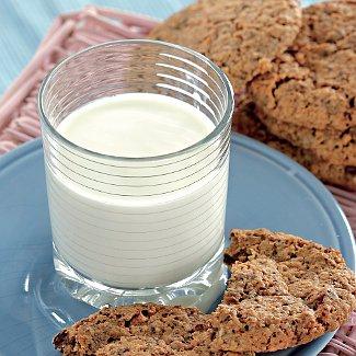 Мягкое овсяное печенье с шоколадом | Рецепты с фото