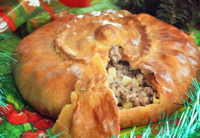 Мясной бэлиш | Рецепты с фото