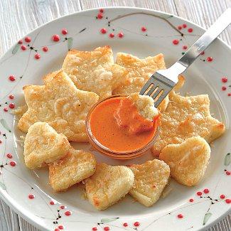 Ньокки из манки с соусом из перца | Рецепты с фото