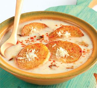 Очень вкусный суп с треской | Рецепты с фото