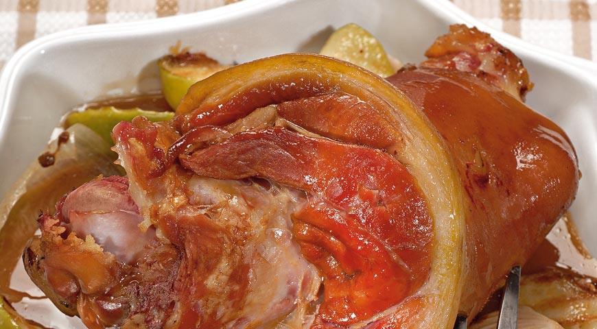бьюти-индустрия для блюда из свиных хрящей рецепты с фото вина