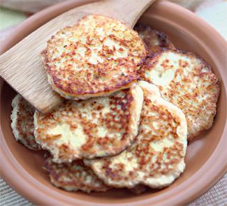 Оладьи из кольраби | Рецепты с фото