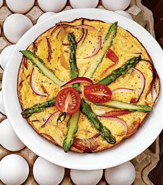 Омлет по-тоскански   Рецепты с фото