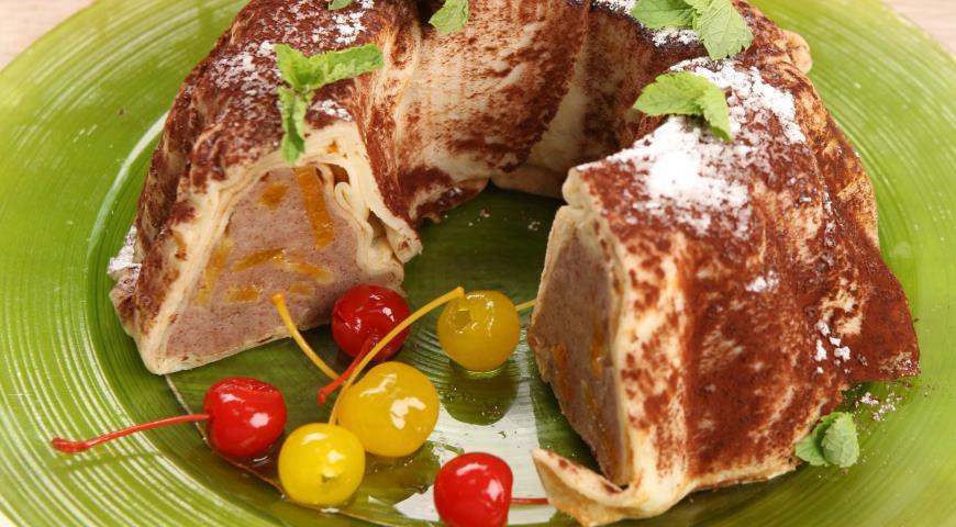 Ореховое кольцо | Рецепты с фото