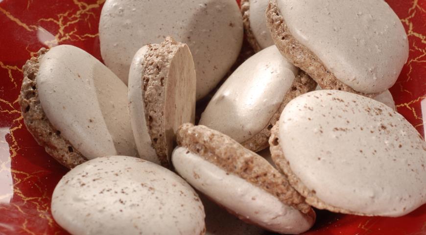 Ореховые меренги | Рецепты с фото