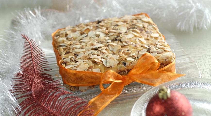 Ореховый торт | Рецепты с фото