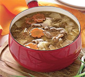 Оританг, корейский суп из утки   Рецепты с фото