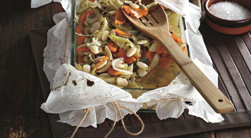 Овощное ирландское рагу с фасолью бэйби лима | Рецепты с фото