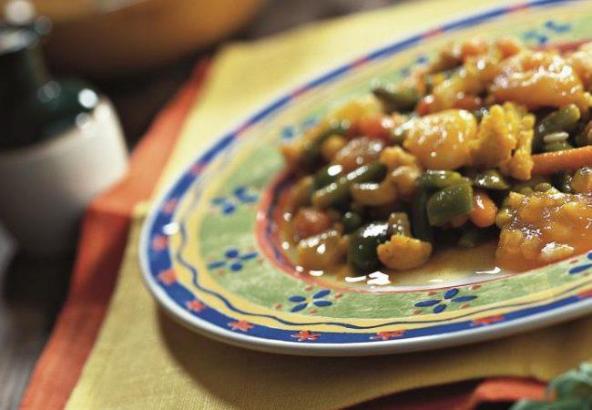 Овощное карри | Рецепты с фото