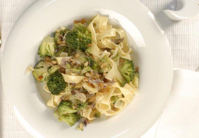 Папарделле по-сицилийски | Рецепты с фото