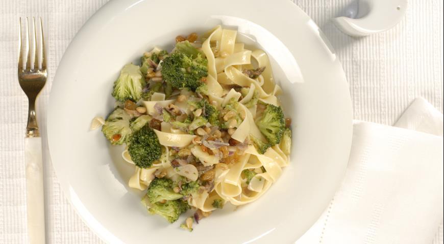 Папарделле по-сицилийски   Рецепты с фото
