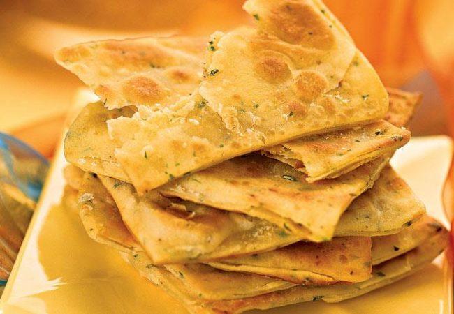 Парата, индийский хлеб с пряностями | Рецепты с фото