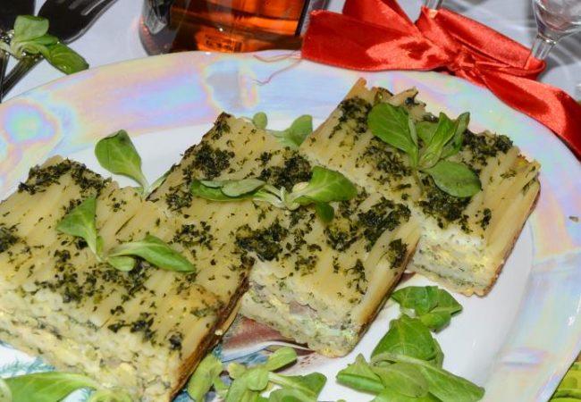 Паштет из макарон с брокколи, грибами и чесноком. | Рецепты с фото