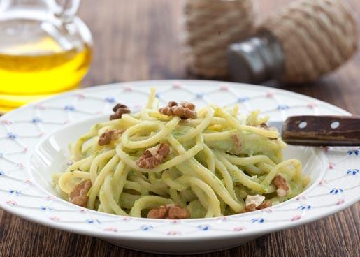 Паста с зеленым горошком | Рецепты с фото