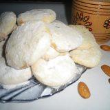 Печенье с лаймом и миндалем | Рецепты с фото