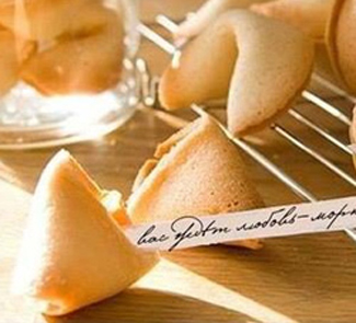 Печенье с предсказаниями | Рецепты с фото