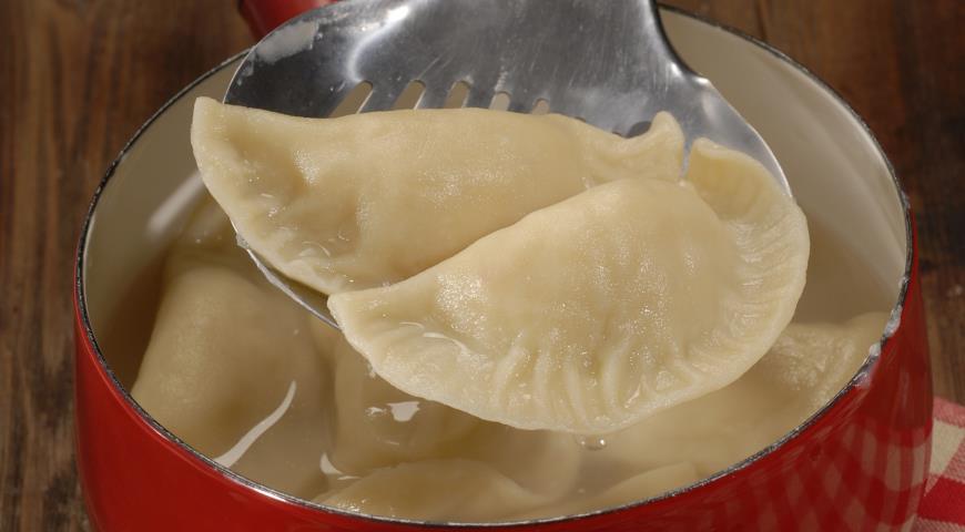 Пиероги, польские картофельные вареники | Рецепты с фото