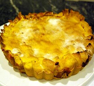 Пирог из груш | Рецепты с фото