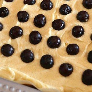 Пирог из песочного теста с вишней | Рецепты с фото