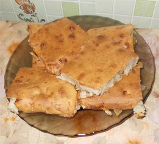 Пирог Необыкновенный | Рецепты с фото