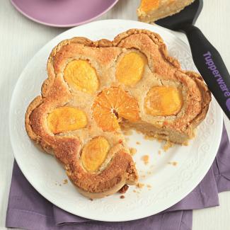 Пирог с нектаринами | Рецепты с фото