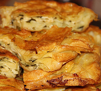 Пирог с сыром   Рецепты с фото