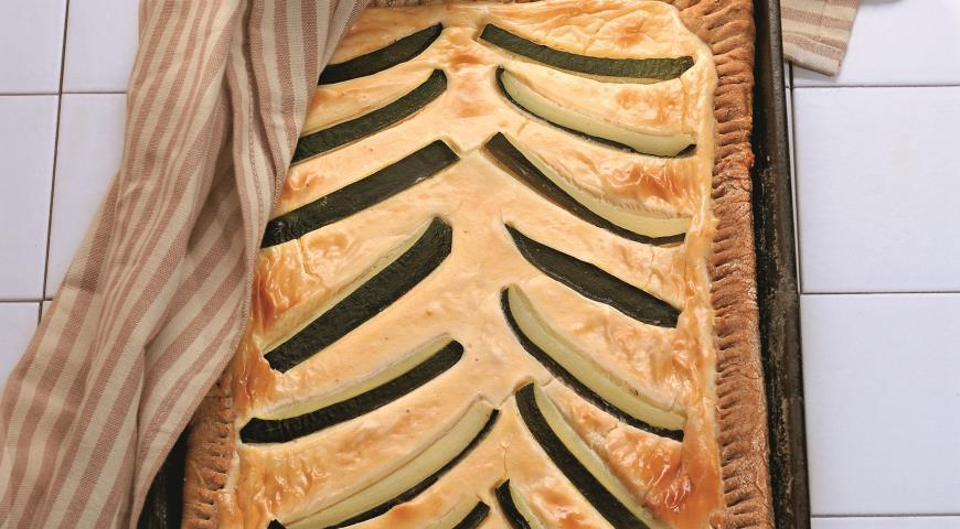 Пирог с цукини | Рецепты с фото