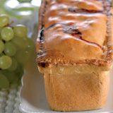 Пирог с ветчиной и виноградом | Рецепты с фото