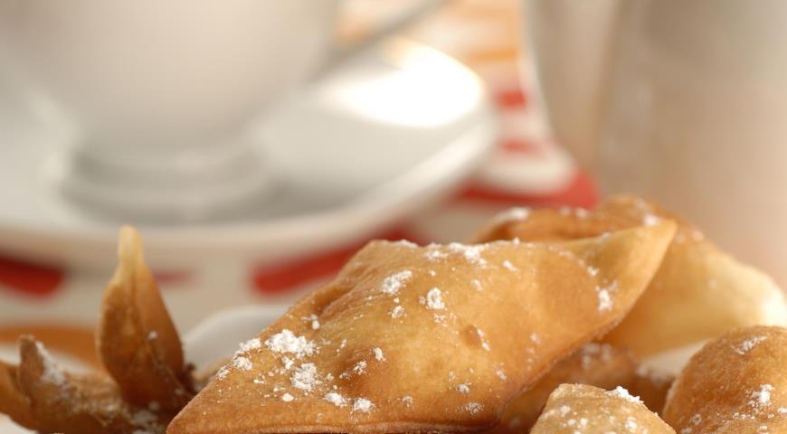 Пирожки из нанта | Рецепты с фото