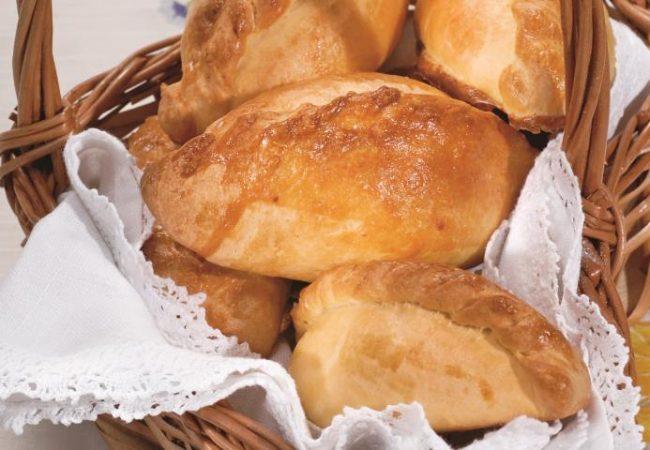 Пирожки с рисом и зеленым луком | Рецепты с фото
