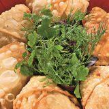 Пирожки с рыбой по-арабски | Рецепты с фото