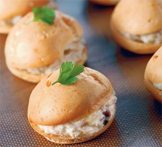 Пирожки с рыбой по-польски | Рецепты с фото