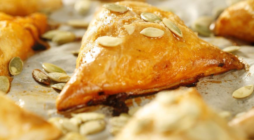 Пирожки с тыквой | Рецепты с фото