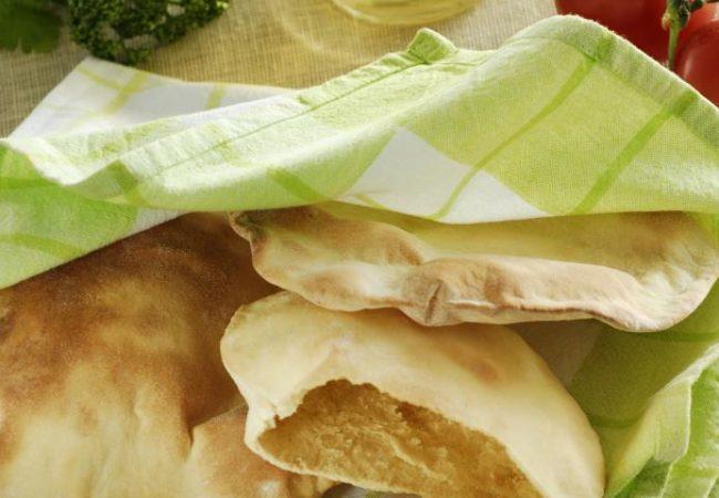 Пита, лепешка с кармашком | Рецепты с фото