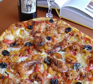 Пицца Моя Италия   Рецепты с фото