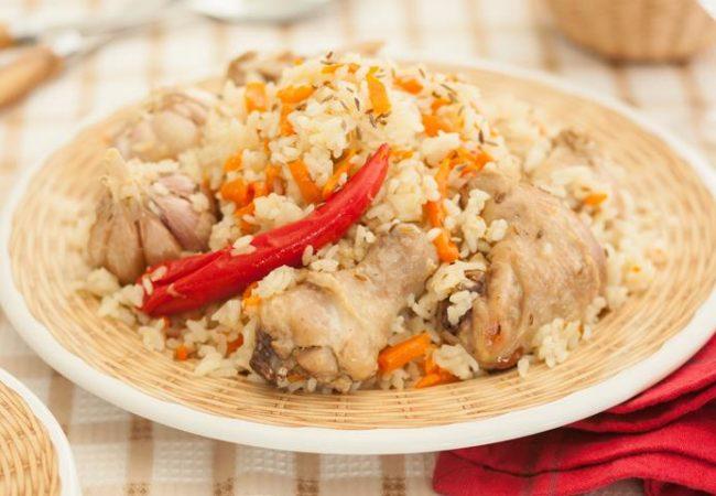 Плов из курицы | Рецепты с фото