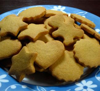 Простое песочное печенье | Рецепты с фото