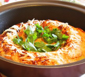 Пудинг-суфле из цукини | Рецепты с фото