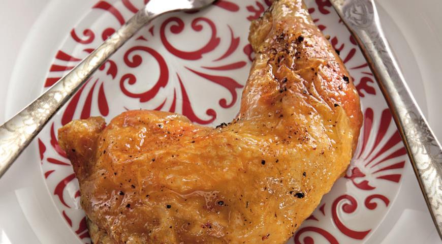 Пьяный цыпленок | Рецепты с фото
