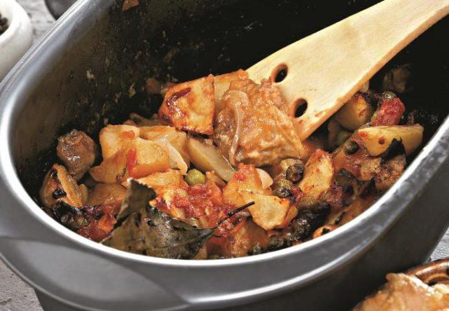 Рагу из кролика по-мальтийски | Рецепты с фото
