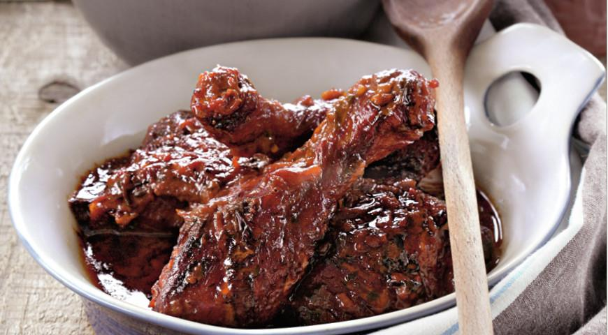 Рагу из цыпленка по-тринидадски | Рецепты с фото