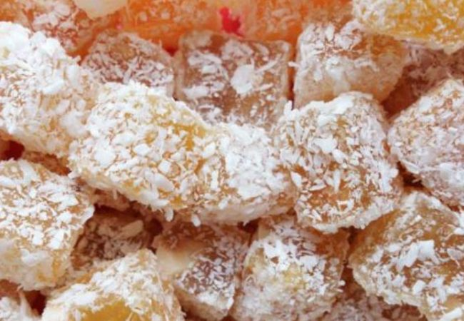 Рахат-лукум | Рецепты с фото
