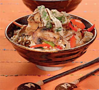 Рис по-бенгальски | Рецепты с фото