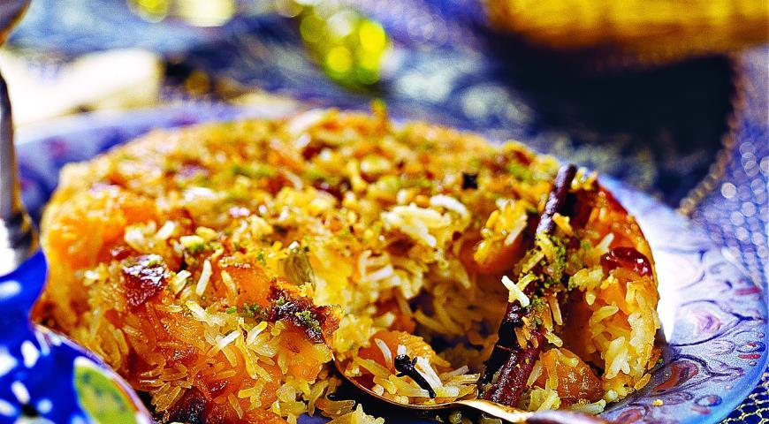 Рис по-персидски | Рецепты с фото