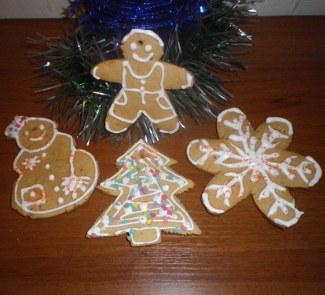 Рождественские пряники | Рецепты с фото