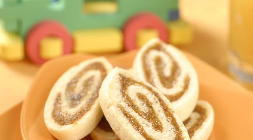 Рулет Фиговые листики | Рецепты с фото