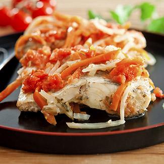 Рыба в томатном соусе в мультиварке | Рецепты с фото
