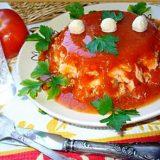 Рыбное филе в томатном желе | Рецепты с фото
